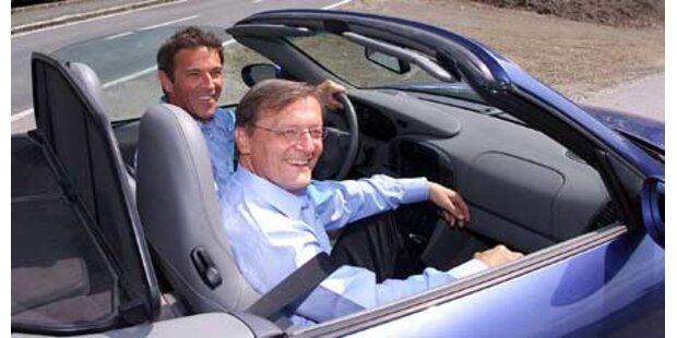 Haider-Porsches kosten schon 150.000Euro