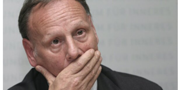 Justiz ermittelt gegen Ex-BKA-Chef Haidinger