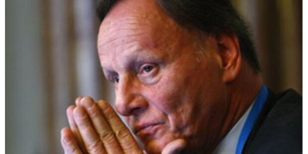 Suspendierung von Ex-BKA-Chef Haidinger aufgehoben
