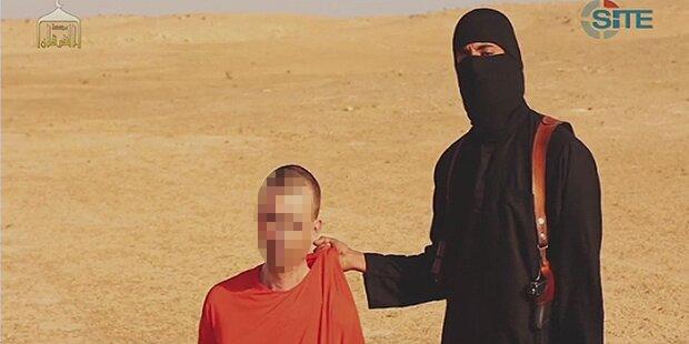 Ist dieser Mann das nächste IS-Opfer?