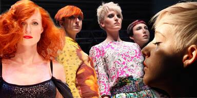Kurzhaarfrisur und Retro-Look als Haartrends 2011