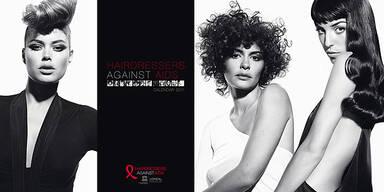 Friseure der Welt gegen AIDS-Kalender 2011