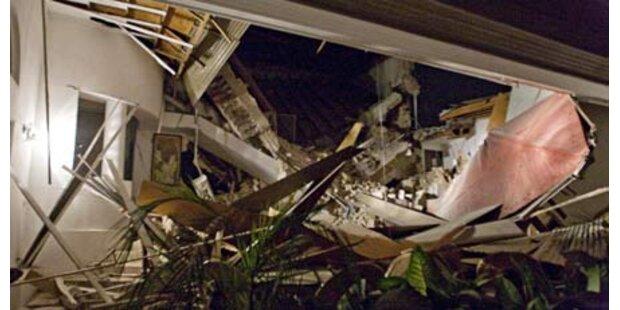 Haiti-Erdbeben bis nach Wien spürbar