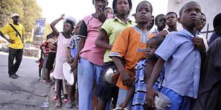Entwicklungshilfe wird 2014 nicht gekürzt