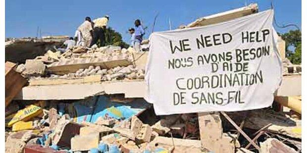 Haiti benötigt zehn Milliarden Dollar