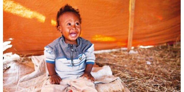 500.000 Kinder verloren ihre Eltern