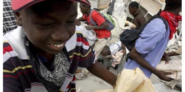 Neues Erdbeben erschüttert Haiti