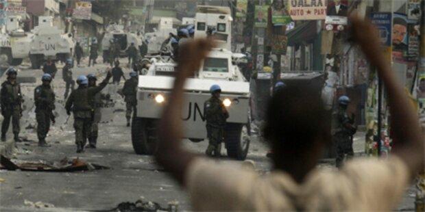 Mehrere Tote bei Protesten nach Haiti-Wahl