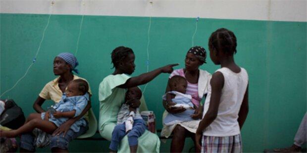 Haiti ruft sanitären Notstand aus