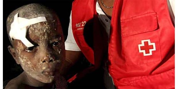 2 Millionen Haiti-Kinder in Gefahr