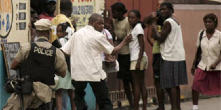 Vier Tote bei Armutsprotesten auf Haiti