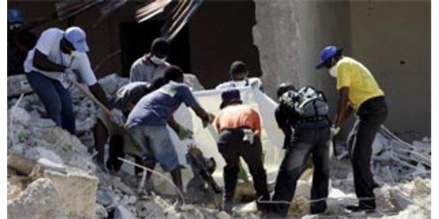 Wieder Schule auf Haiti eingestürzt