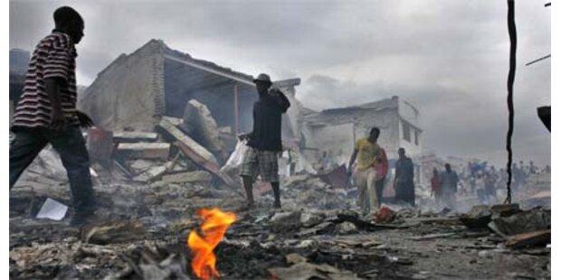 Haiti droht neues Killer-Erdbeben