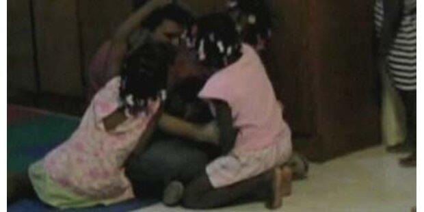 Video des Haiti-Bebens aufgetaucht