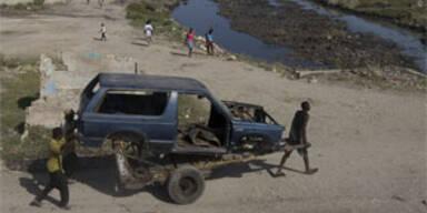 Schwertransporter tötet 29 Menschen auf Haiti