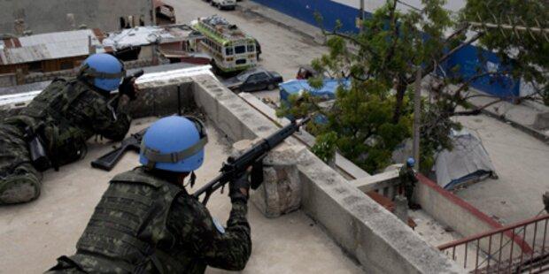 Tote bei Gefängnisrevolte in Haiti