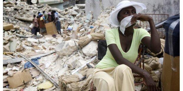 Haiti zittert vor der Regensaison