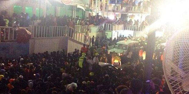 Haiti: 18 Tote bei Karnevalsumzug