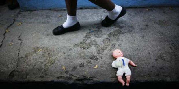 22 haitianische Kinder entführt