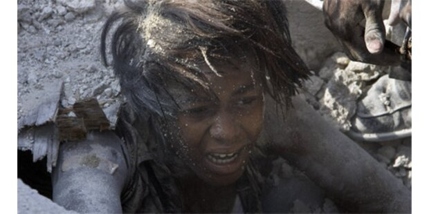 80 Tote nach Einsturz einer Schule in Haiti