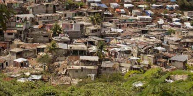 Zwei Tote bei Erdbeben in Haiti