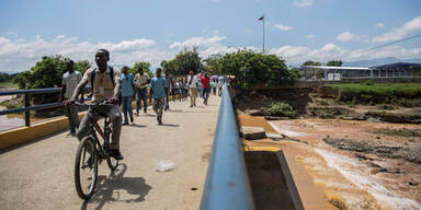 Erdbeben erschütterte Haiti: Tote und Verletzte