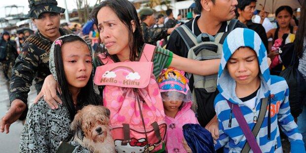 Taifun Haiyan: Mehr als 4.000 Tote bestätigt
