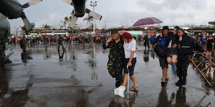 Nach Taifun: Noch 7 Österreicher vermisst