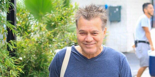 Eddie Van Halen verstorben