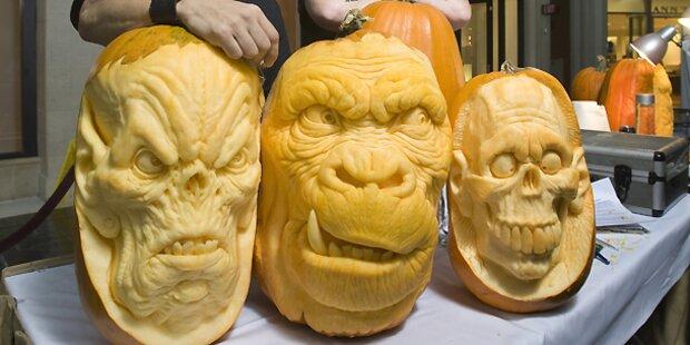 Halloween in Salzburg