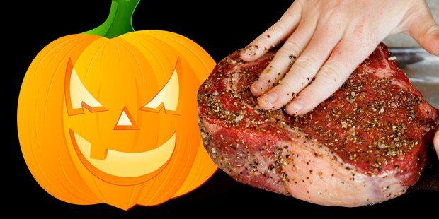 Blutige Steak-Rezepte für Halloween