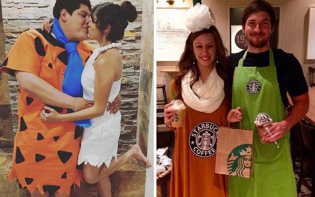 Die besten Paar-Kostüme auf Instagram