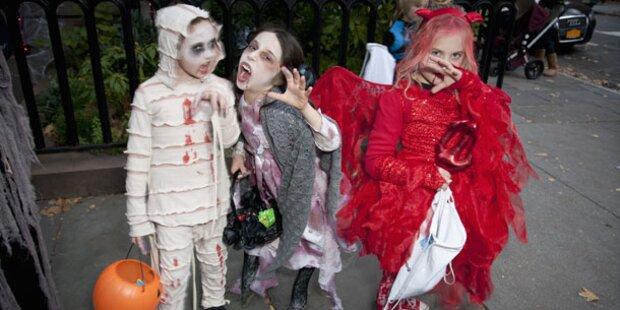 Diese Streiche sind an Halloween verboten