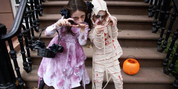 Jeder Zweite unter 30 feiert Halloween