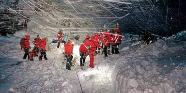 Kletterer in letzter Sekunde gerettet