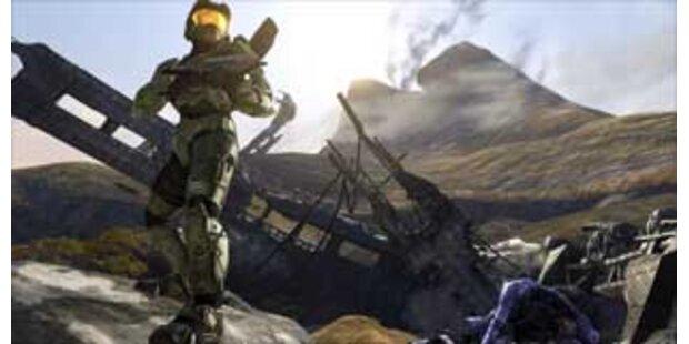 Halo 3 knackt 300-Millionen-Marke