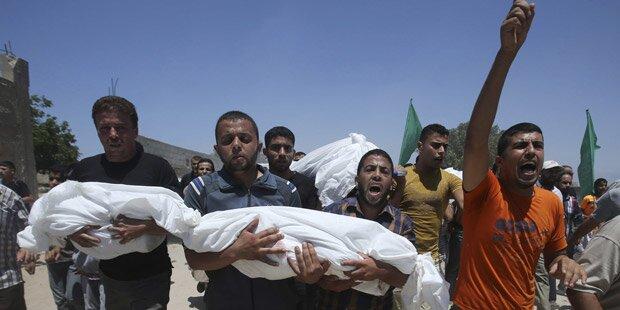 Hamas stimmt Waffenruhe zu