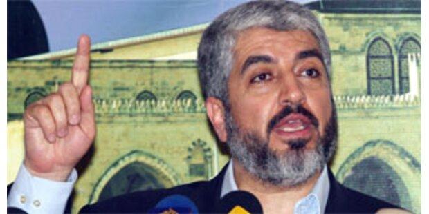 Hamas schlägt Israel zehnjährigen Waffenstillstand vor