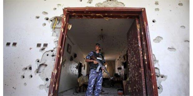 Feuergefecht in Palästina fordert 6 Tote