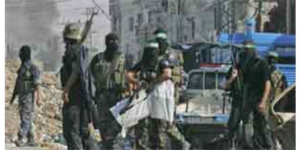 Hamas übernimmt Kontrolle über Fatah-Hochburg