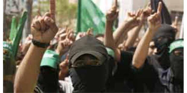 Hamas nahm in Gaza 160 Fatah-Leute fest
