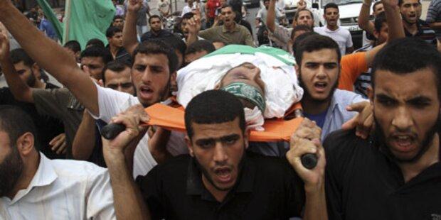 Hamas-Führer bei Luftangriff getötet