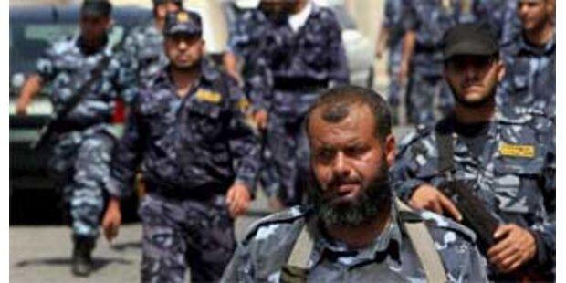 Hamas lässt 17 Fatah-Mitglieder  frei
