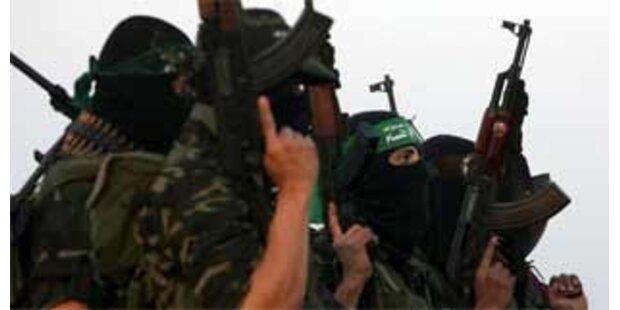 Hamas verkündet Waffenruhe