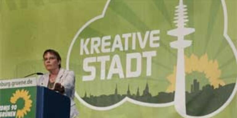 Hamburgs Grüne stimmen Koalitionsvertrag zu