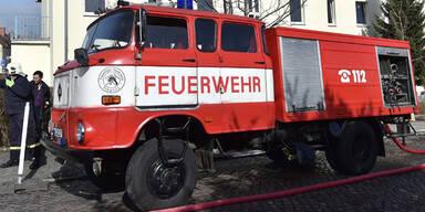 Deutschland Feuerwehr