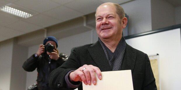 SPD gewinnt Wahl in Hamburg klar