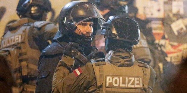 G-20-Gewalt: Österreicher mittendrin