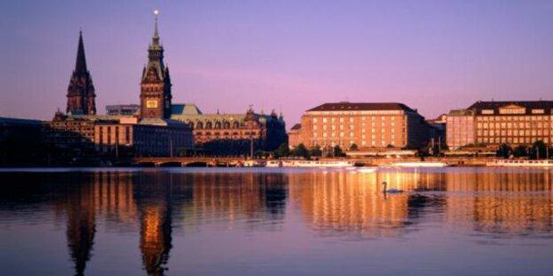 Traumtage im schönen Hamburg