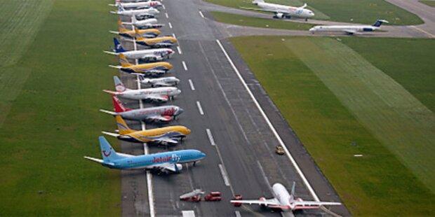 Flughafen-Chaos wegen Europa-League Finale